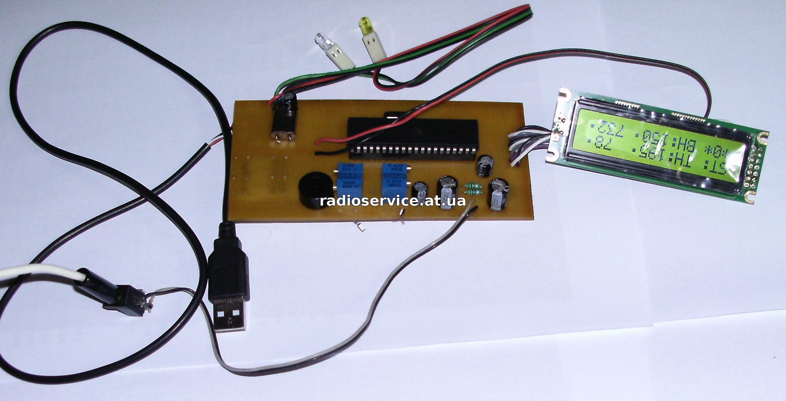 USB-CAN интерфейс, или просто CAN хакер своими руками 24